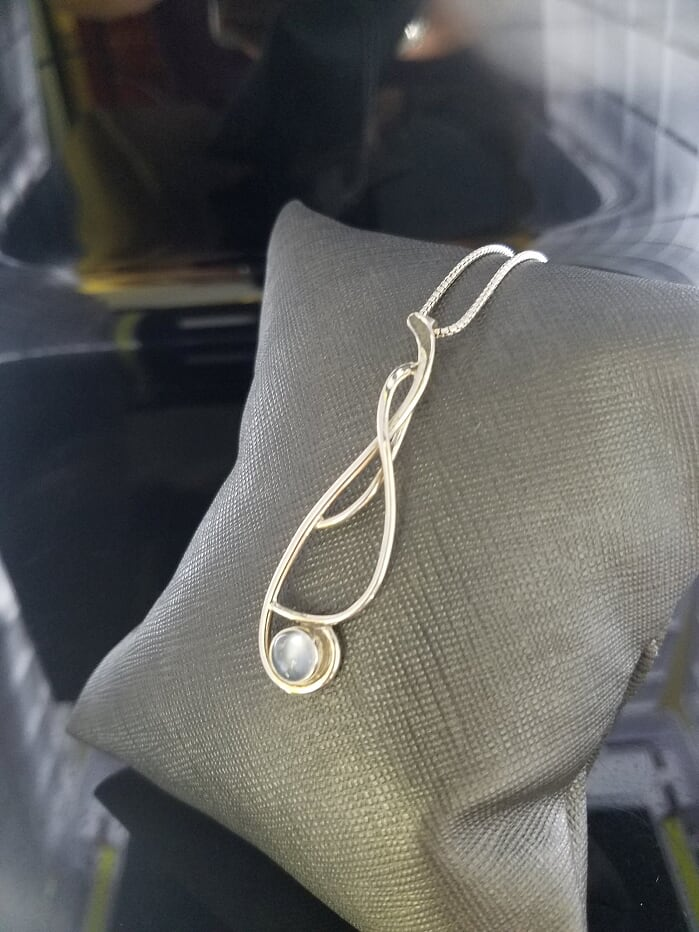 AC Moonstone Necklace