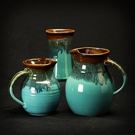 Ocean Tide Small Pitcher