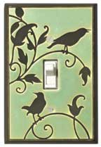 Songbird Switch Plate - CT061