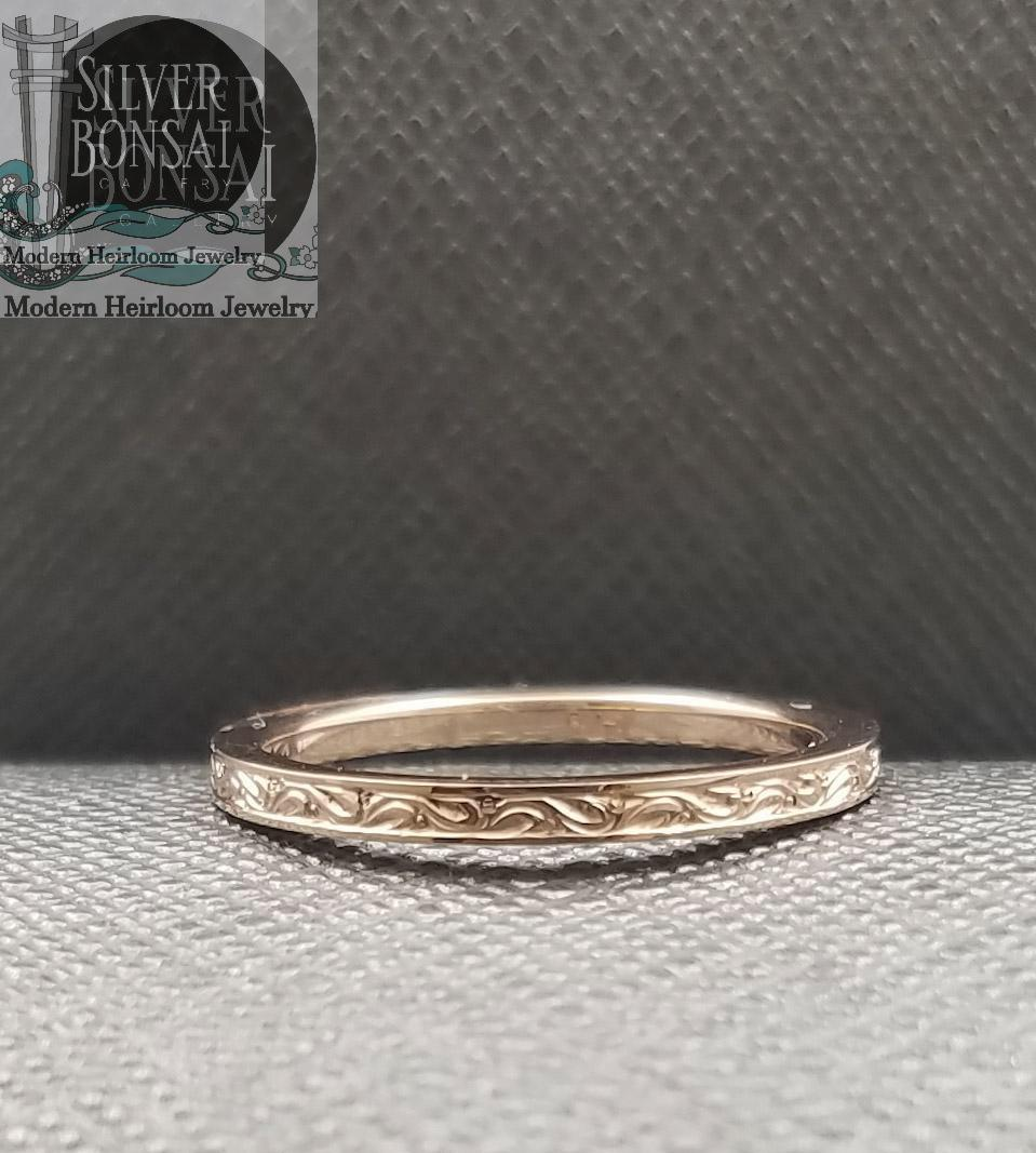 1.5 mm micro water scroll band