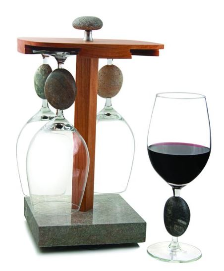 Wine Pirouette (glass holder)