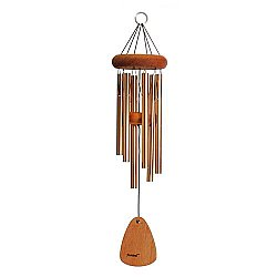 "18"" Festival wind chime Bronze"