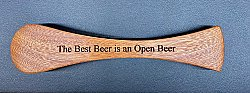 Bottle Opener with Engraving #2