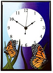Monarch Clock
