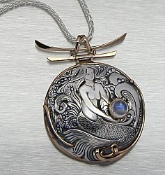 Mermaid Medallion TT