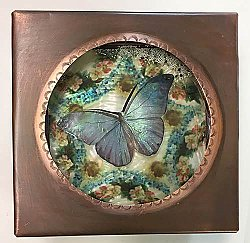 Butterfly 3D Gizmo Box