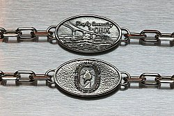 Chamber Bridge Bracelet, Men's