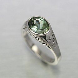 Esther's Garden Ring Tourmaline