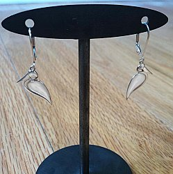 Pelican Earrings