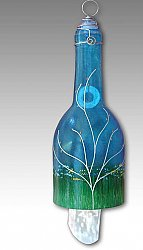 Sapphire Wind Chime