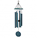 "27"" Corinthian Bells Windchime Patina Green"